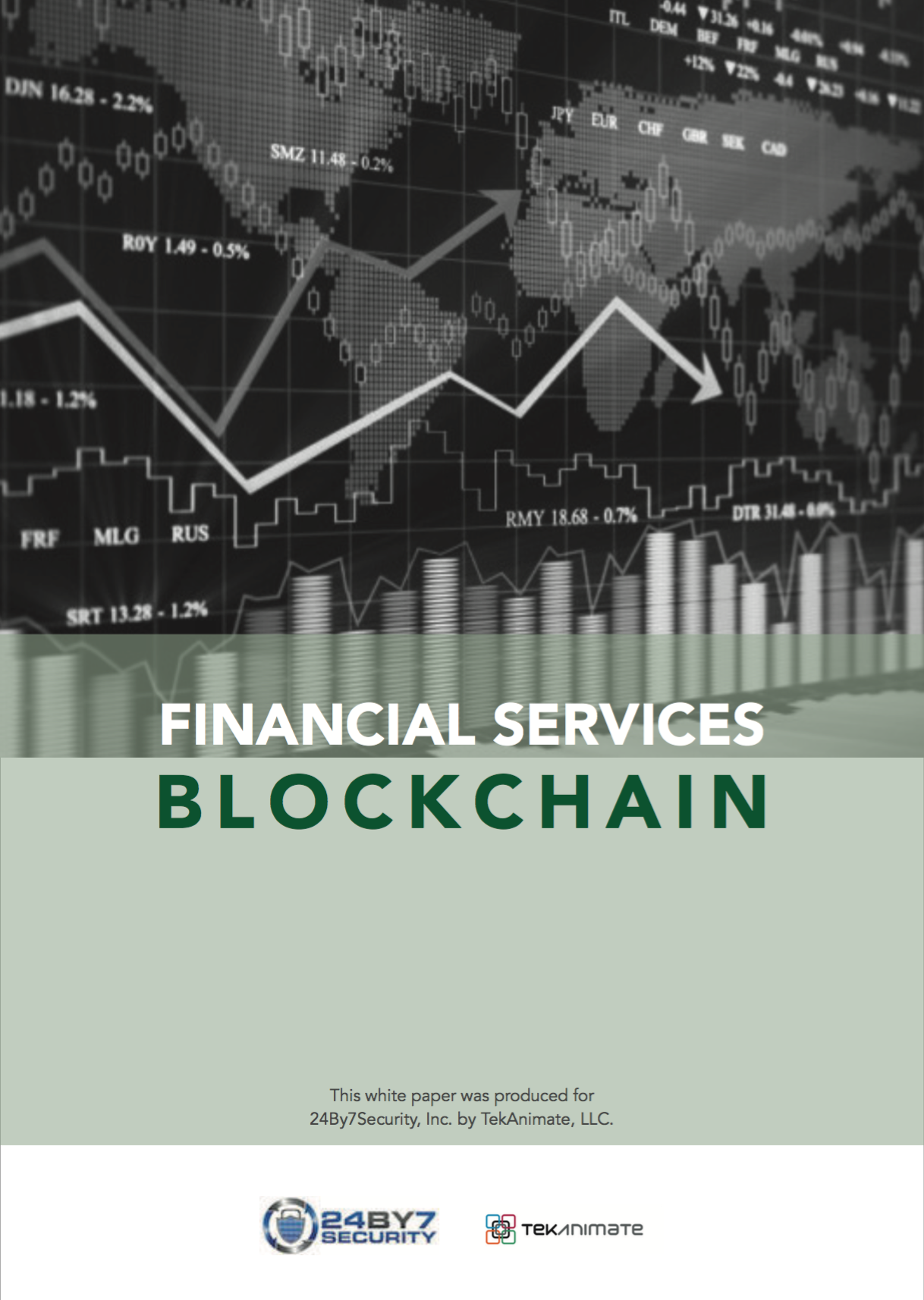 Blockchain for Financial Services white paper, 24By7Security