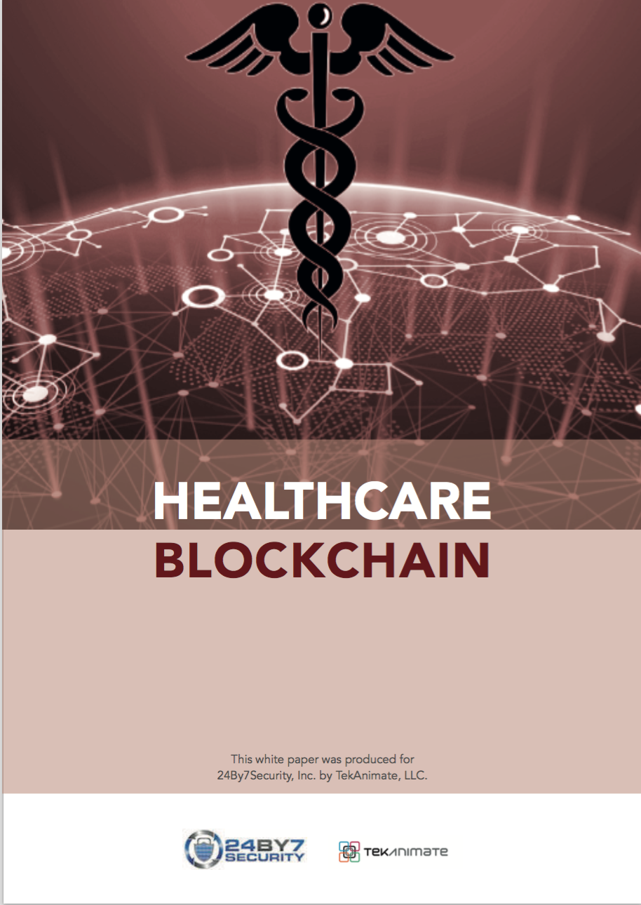 Healthcare blockchain white paper, 24By7Security