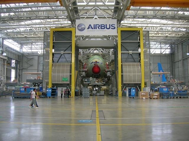 Airbus Manufacturing