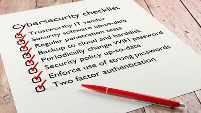 cybersecurity-checklist