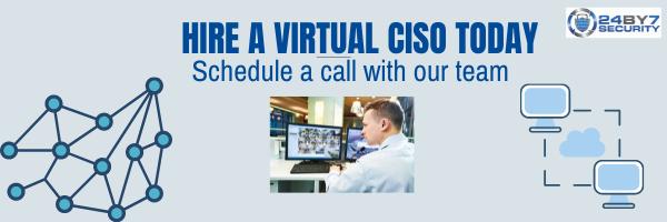 Hire a virtual ciso