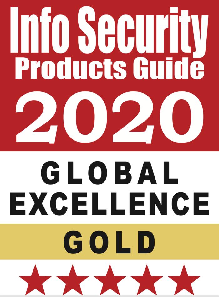 InfoSec Gold award  2020 HIPAA Compliance 24By7Security