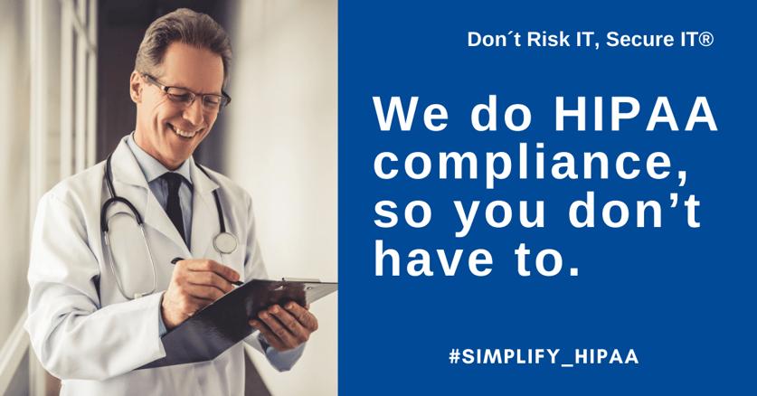 Simplify HIPAA