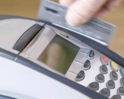 Swiping Card PCI