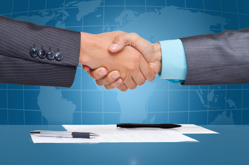 Third Party Vendor - Business Associate - Handshake - 24By7Security