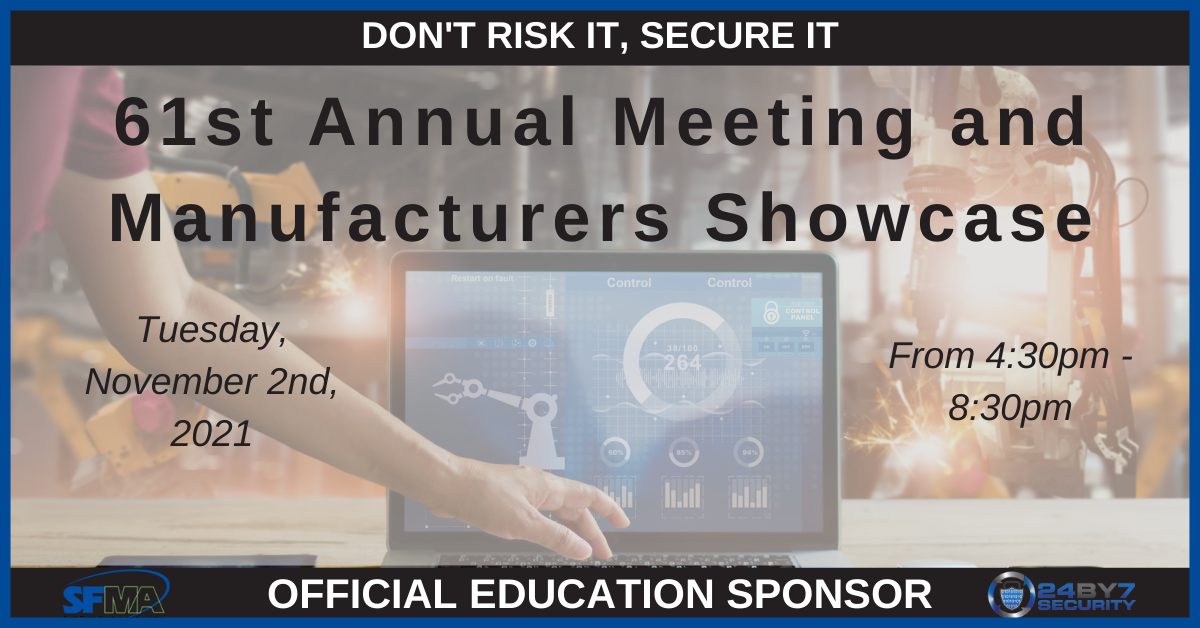 61st Annual Meeting and Manufacturers Showcase GRAPHIC