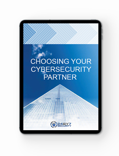 Choosing your cybersecurity partner cover image