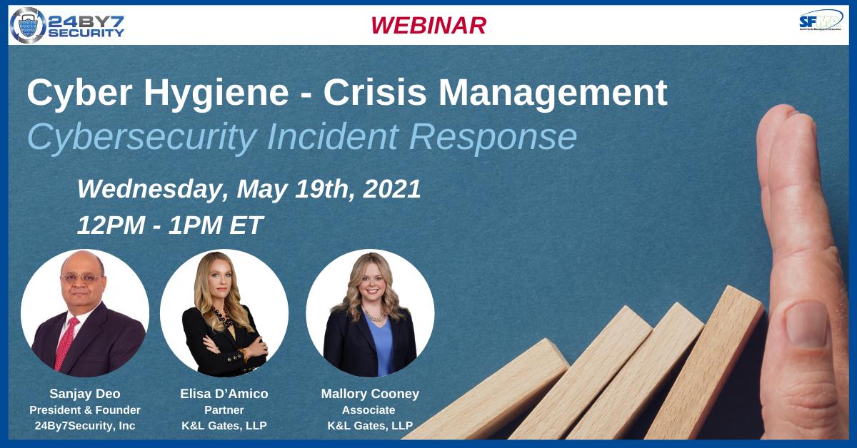Cyber Hygiene - Crisis Management WEB