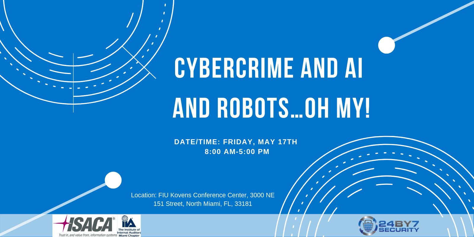 Cybercrime and AI and Robots…Oh my - 24By7Security