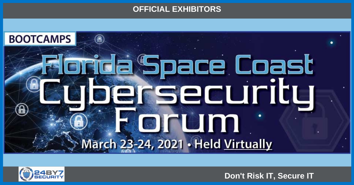 Cybersecurity Forum AIF Mar 23-24 Graphic