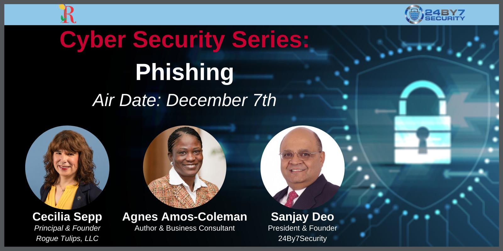 Cybersecurity Series Phishing-1