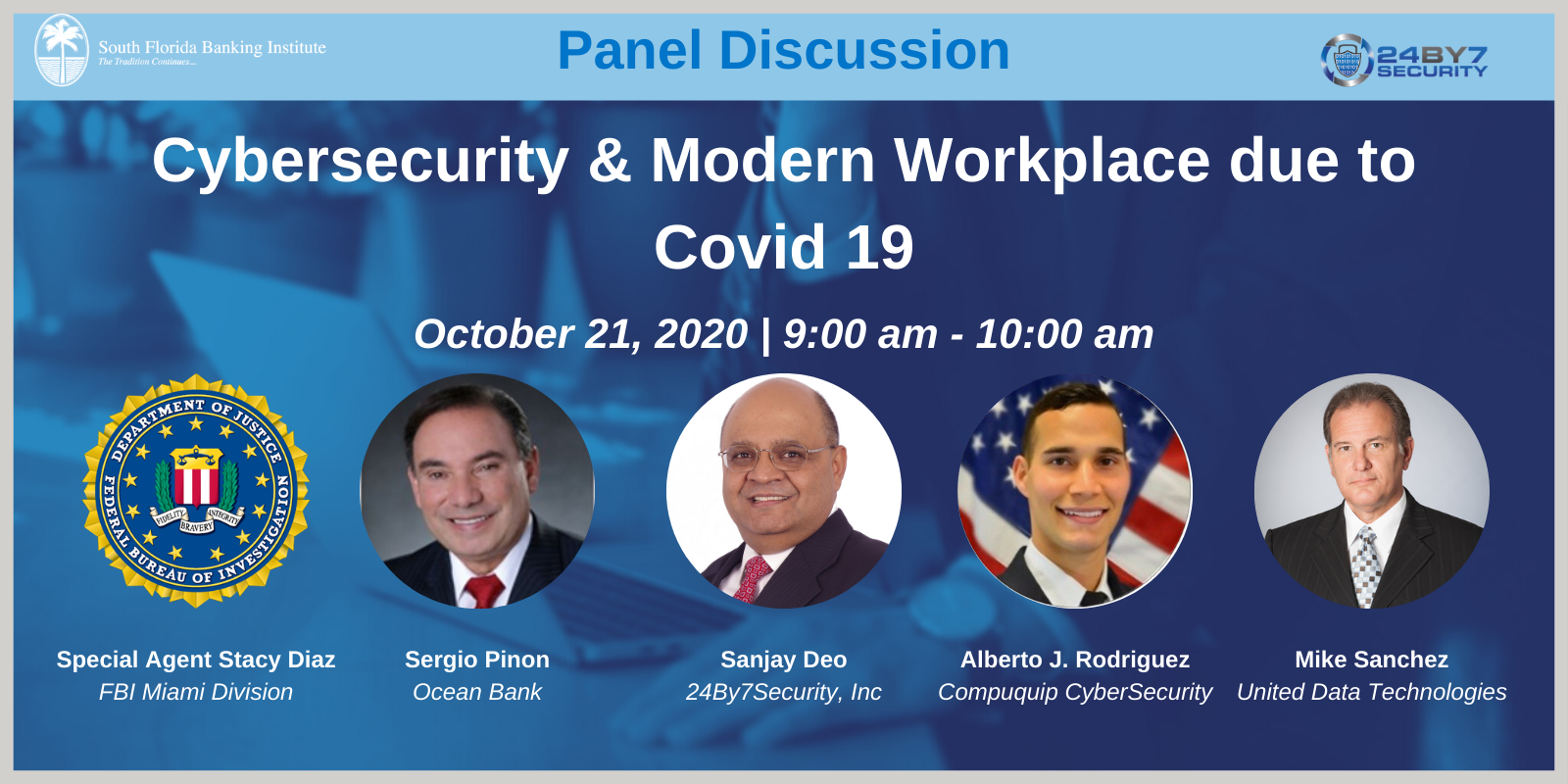 Cybersecurity and Modern Workforce