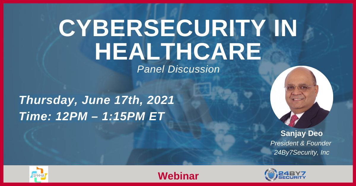 Cybersecurity in Healthcare WEB