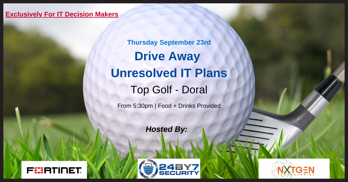 Drive Away Unresolved IT Plans Top Golf WEB