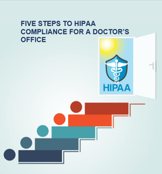 Five Steps to HIPAA Guide Doctor Office Compliance