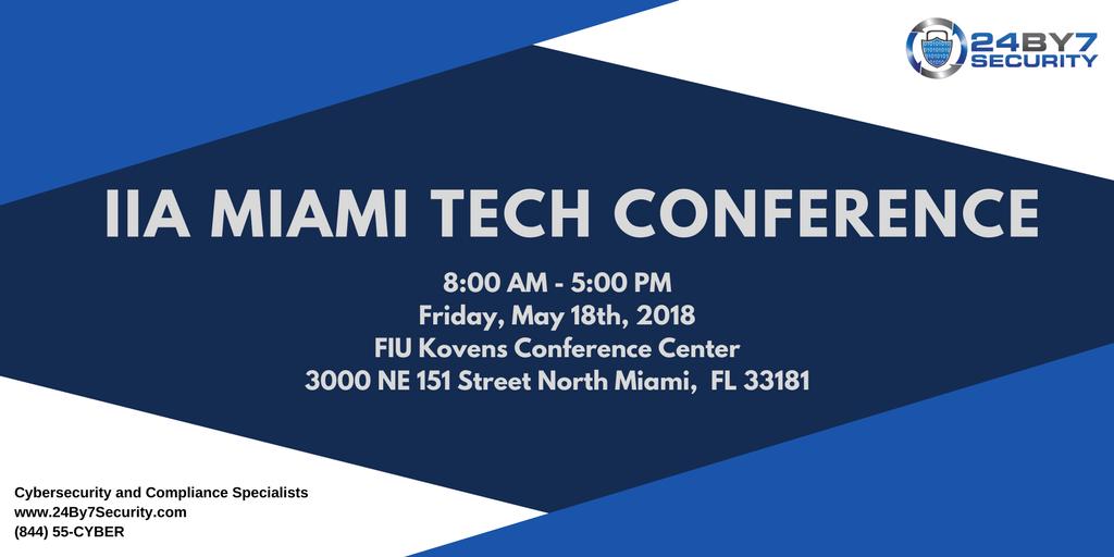 IIA-Miami-Tech-Conference