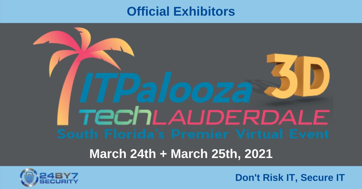 ITPalooza 2021 Graphic