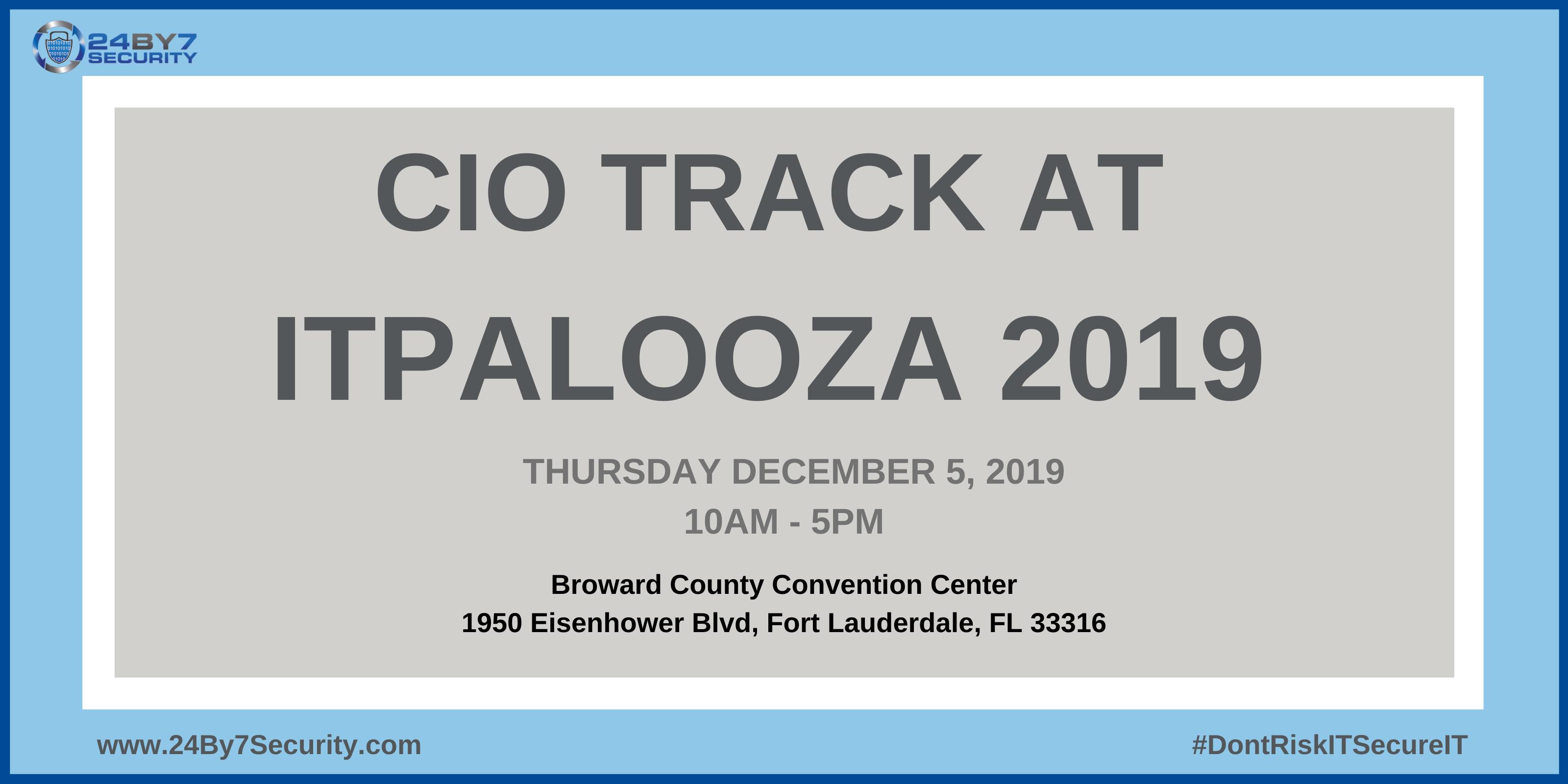 ITPalooza Event