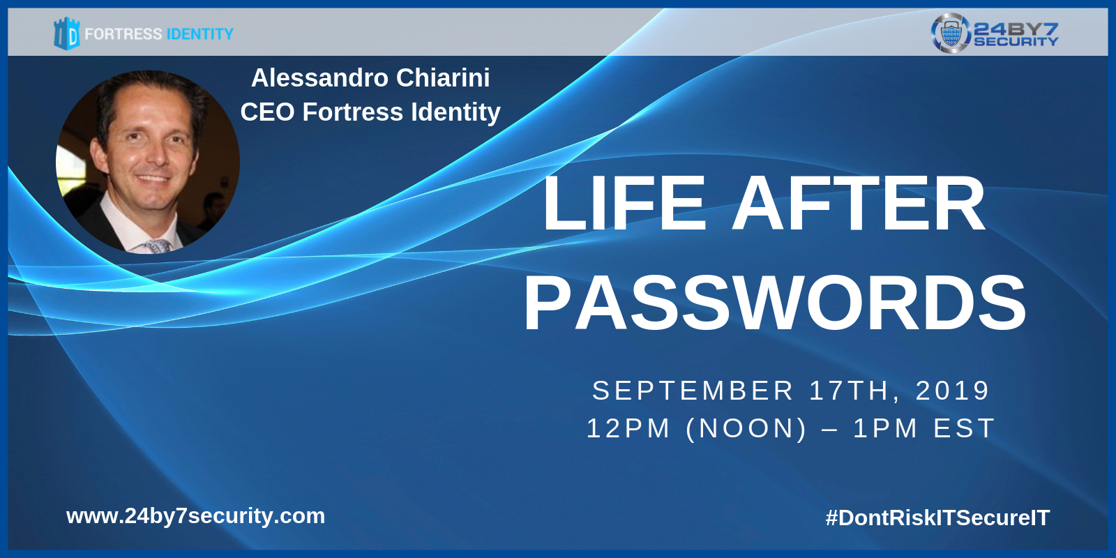 Life After Passwords.Web