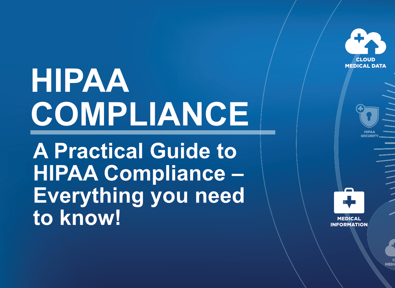 Practical Guide to HIPAA Compliance-left-1