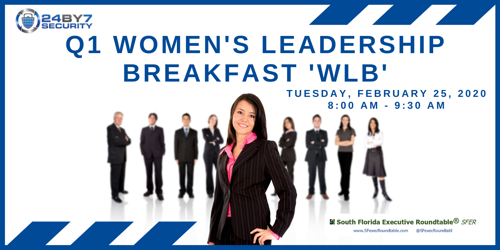 Q1 Womens Leadership Breakfast WLB