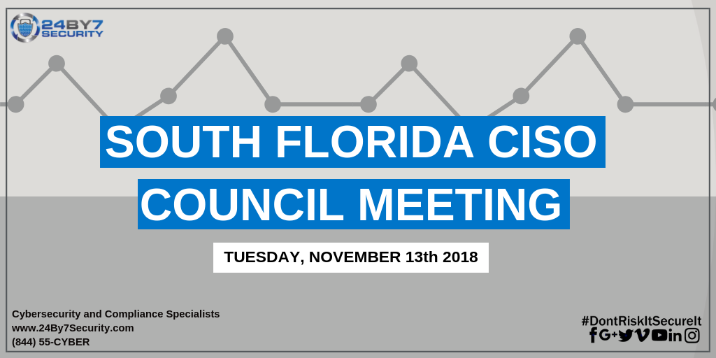 South Florida CISO Council