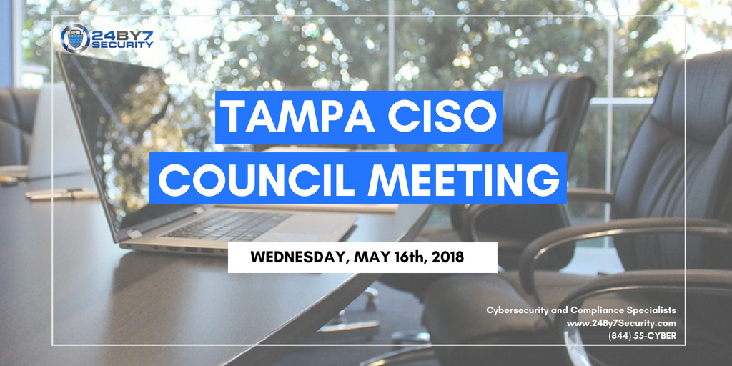 Tampa-CISO-Council-Meeting-May-16-2018